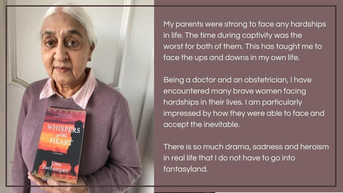 Uma Eachempati Author Interview