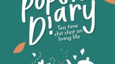 Momsie Popsie Diary by Juju's Pearls Book Review