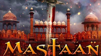 Mastaan: The Fallen Patriot of Delhi by Vineet Bajpai