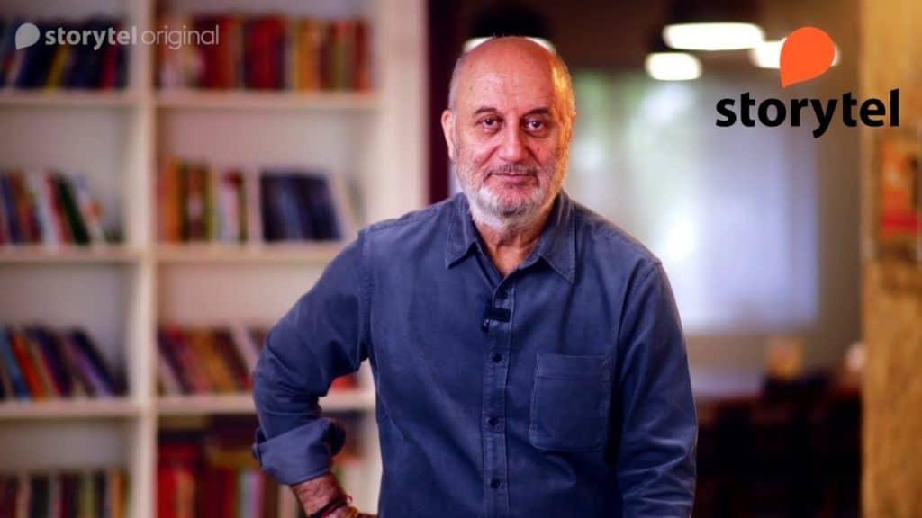 Anupam Kher narrates Toba Tek Singh
