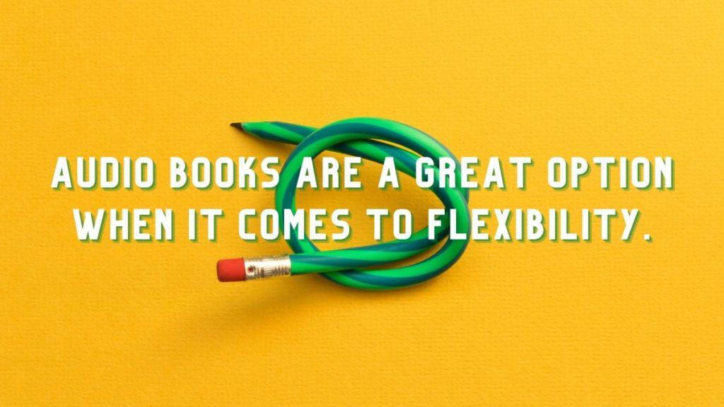Why I like audiobooks bookGeeks