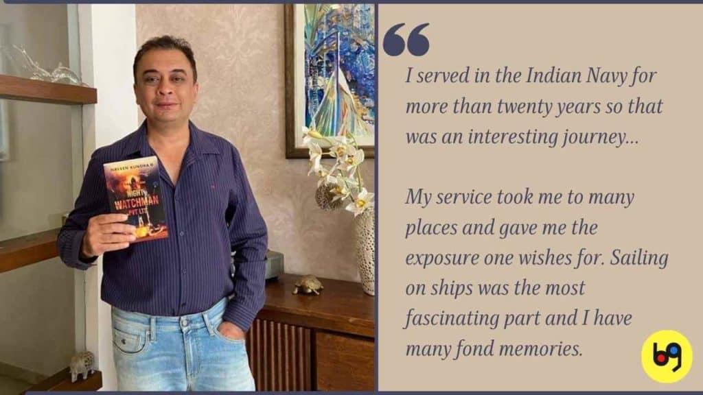Author Naveen Kundra Interview