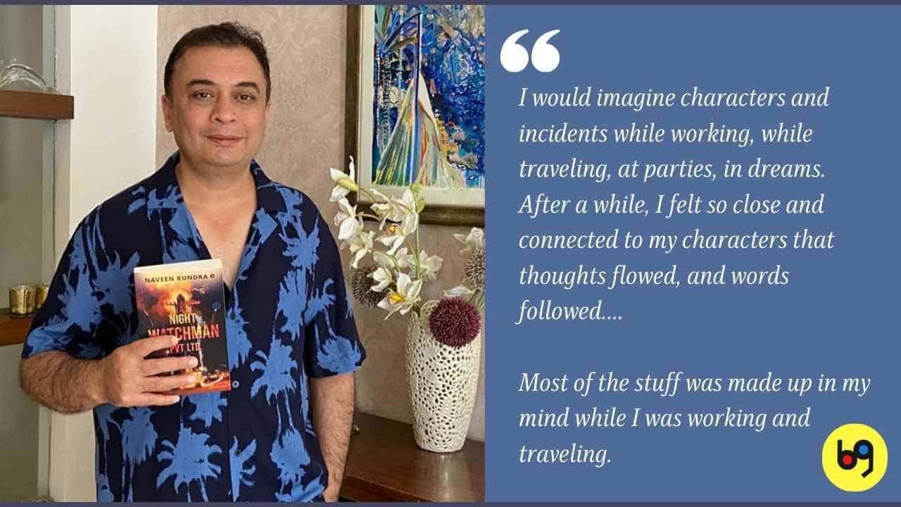Naveen Kundra Author Interview