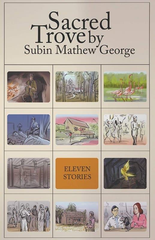 Sacred Trove by Subin Mathew George