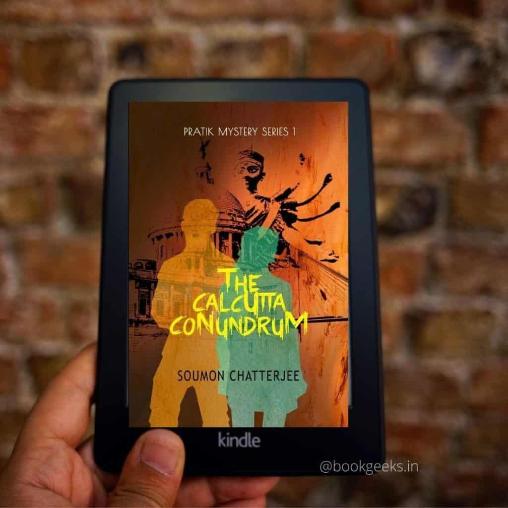The Calcutta Conundrum by Soumon Chatterjee