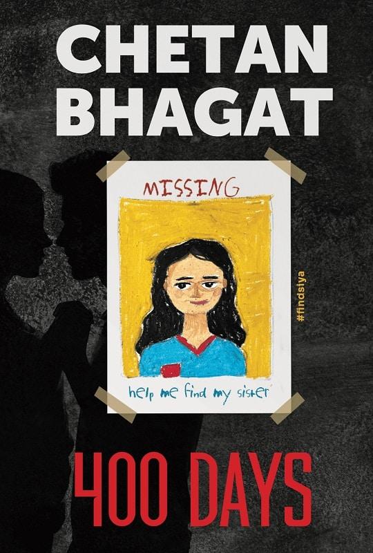 400 Days by Chetan Bhagat
