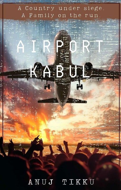 Airport Kabul by Anuj Tikku