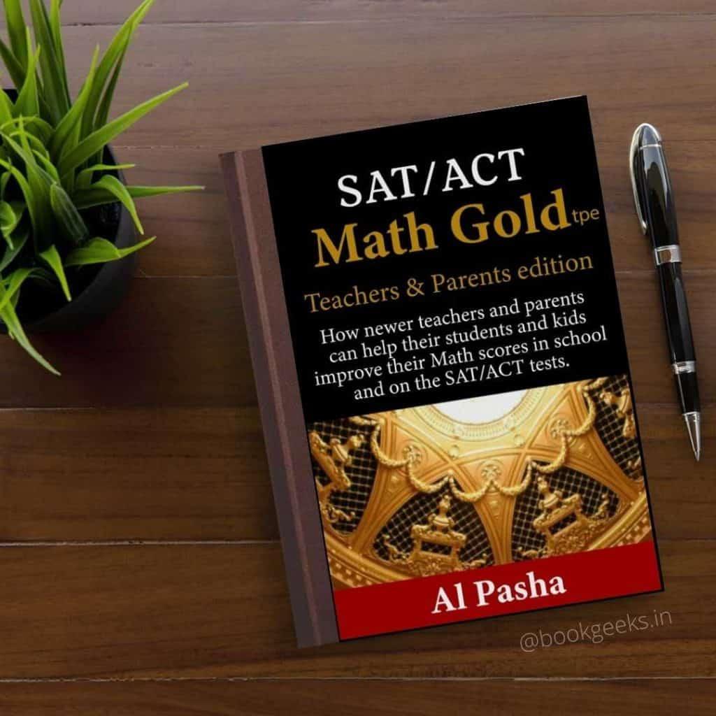 MATH GOLD TPE Al Pasha Book Review